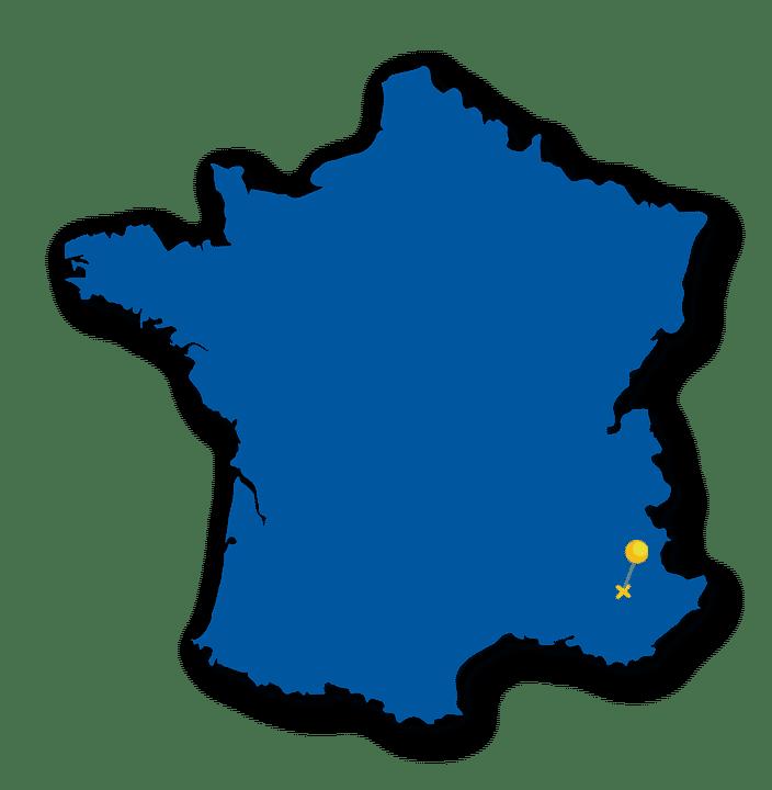 5 gîtes Provence-Alpes